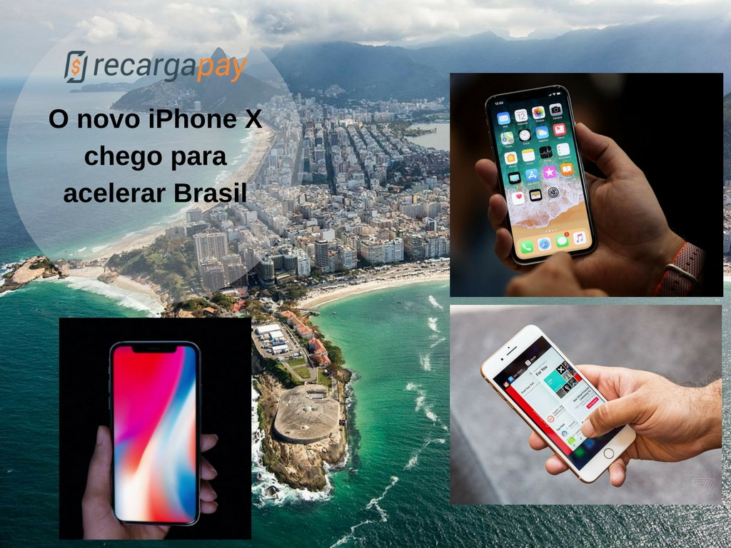 A nova tecnologia do iPhone X