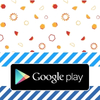 Logotipo do Google Play